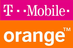 Orange and T-mobile