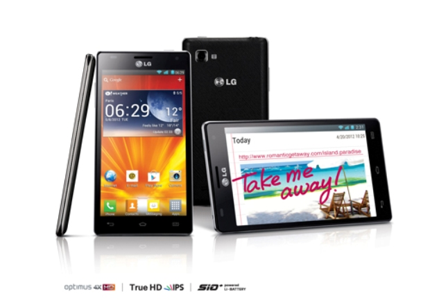 LG Quad-Core Smartphone - Optimus 4X HD Announced