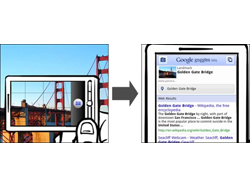 Google launches real time visual search with 'Google Googles'