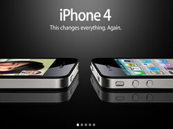 Vodafone unveils iPhone 4 price in the UK