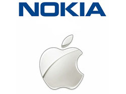 Apple takes legal battle with Nokia to Britain