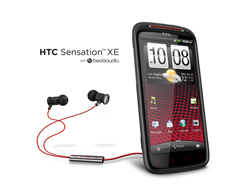 HTC And Beats Introduce New HTC Sensation XE, The First Phone With Integrated Beats Audio