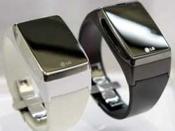 LG's watch phone to be released