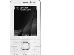 Vodafone gets the Nokia 6730 Classic